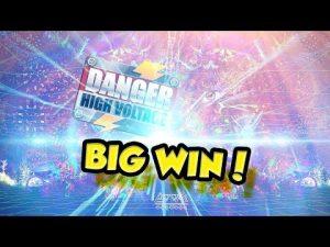 ניצחון גדול!!!! סכנה גבוהה בסכנה גבוהה - קזינו - סבב בונוס (קזינו מקוון)