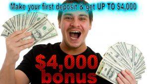 Pridružite se zdaj in dobite ekskluzivni bonus za $ 4,000 na SLOTO CASH!