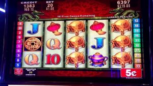 BIG WIN SLOT MACHINE AT SAN MANUEL CASINO &  06/06/2016