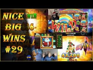 Nice big wins #29 | casino streamers, online slots.