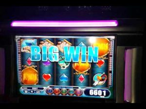 Big win at Meadows casino