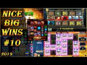 Nice big wins #10 / 2019 | casino streamers, online slots.