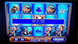 WMS – SEA TALES™ Slot – Seneca Niagara Casino – Mega Big Win – $1608.80