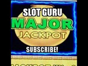 Velká výhra! MAJOR Jackpot! Sázka 12.50 $! Lightning Link Slot Machine Hollywood Casino