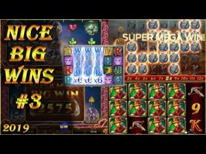 Nice big wins #3 / 2019 | casino streamers, online slots.