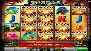 Gorilla Super Slot. x375 großer Gewinn! 200 € - 1 Wette. Ich bin schockiert