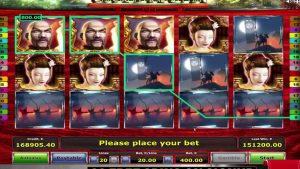 "Online Slot ""Katana"" RECORD BIG WIN - 151,200 €"