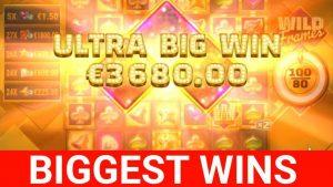 Gréissten Casino gewënnt # 13 BIG WIN Casino Test & nobelt Rëndfleesch DESTROYS SLOTS
