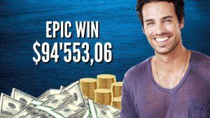 Big win casino! $94'553,06   Win like me! Step by step tutorial 2020