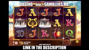 👑 Big Win on Slot Hercules And Pegasus 💰 Online Casino Live Stream 20193