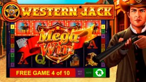 MEGA BIG WIN ON WESTERN JACK (Gamomat)