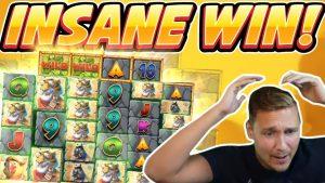 INSANE WIN! Return of Kong Megaways Big win – Bonus Buy from Casinodaddy Live Stream