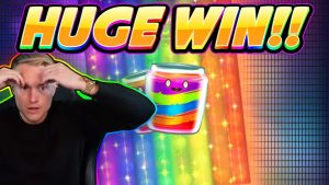 HUGE WIN! JAMMIN JARS Big win – Online Slot from Casinodaddy Live Stream