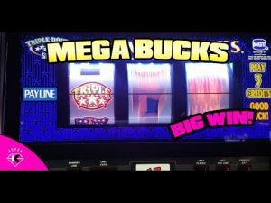 МЕГАБУКСЫ - ВЯЛІКІ ВЫГОДЫ @ Aria Casino ў Лас-Вегасе