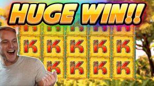 Vitória enorme! Book Of Maya BIG WIN - Jogos de cassino da transmissão ao vivo de Casinodaddy