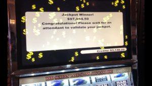 CHOCTAW CASINO BIG WINS $ 97,954 -MY SUBSCRIBER -JB Elah Slot Channel Захиргааны маркетинг VGT