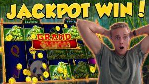 RECORD WIN ?! * Джэкпот * Pandas Fortune BIG WIN - HUGE WIN - казіно