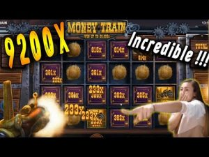 TOP 5 Biggest Wins of week! Money Train Huge win! Online Casino #1