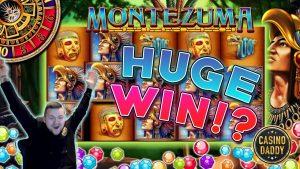 Montezuma Big win – Huge win on Casino Games – free spins (Online Casino)