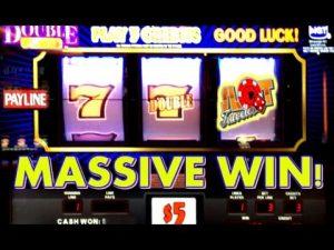 ★ MASSIVE WIN ★ HIGH LIMIT MAX BETS | SLOT MACHINE CASINO WIN