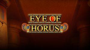 ホルスの目ビッグウィン -  LIVEストリームからのカジノゲーム(オンラインスロット)