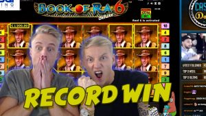 RECORD WIN 6 euro đặt cược CHIẾN THẮNG LỚN - Cuốn sách Ra 6 LỚN CHIẾN THẮNG Phản ứng hoành tráng