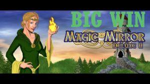 Magic Mirror Deluxe 2 BIG WIN - Juegos de casino (tragamonedas en línea) de la transmisión EN VIVO