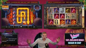 The Real Knossi VIKINGS X2000 MEGA BIG WIN  Online Casino Top 5 Biggest Wins 1#