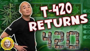 ☘️ T-420 Returns for LIVE Slot Play! 🎰