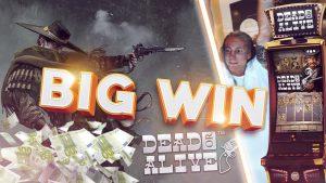GRANDE VINCITA!!!! Dead Or Alive Big win - Casino - Bonus Round (Enorme vittoria)