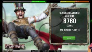 Steamtower TUYỆT VỜI LỚN - 33,000 €