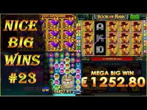 Nice big wins #23 | casino streamers, online slots.