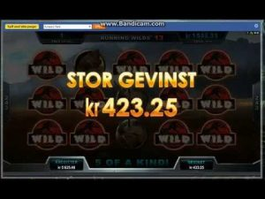 It happened again at another casino. Giant Mega Big Win – Jurassic Park – Montezuma