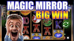 Big Didelis kazino laimėjimas internetu - MAGIC MIRROR 2 (internetinis lizdas)