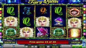 SUPER BIG WIN in Fairy qeen online casino slot – 2 bonusgames, 8 scatters – €40k+