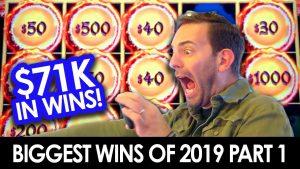 2019 71,000年の最大の勝利Jジャックポットなどで1ドル! 3パートXNUMX/XNUMX