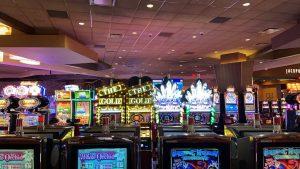 Late Night Slots at Choctaw Casino
