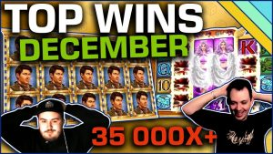 Top 9 Slot Wins of December 2019