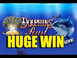 RECORD WIN 돌고래 진주 디럭스 큰 승리 - 거대한 승리 betsize 8 유로 - 서사시 반응