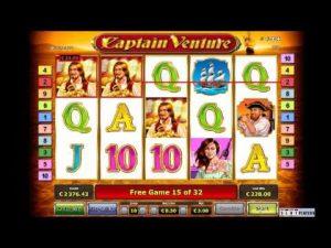 Captain Venture mega big win | Novomatic | Casumo Casino