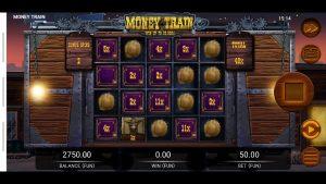 Casino Online, Mega Big Win 2500 ,Slot: Money Train (Playing for Fun #4)