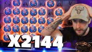 CasinoDaddy Huge win on Vikings slot – TOP 5 mega wins of the December