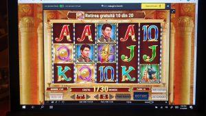Book of Dead Unibet Casino specială BIG WIN