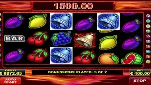 Eld och is online casino slot stor vinst - € 10200. Amatic kasinoleverantör!