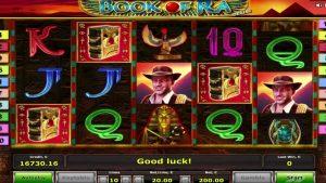 Book of Ra Deluxe the legend casino slot – 2 Bonus games!  35k EURO WIN! I love it!!