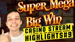 Casino Big Wins And Bonuses: One-Armed Bandit, Train Heist!