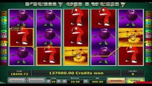 Viel auf Twenty Casino Slot MEGA WIN 274,000 Euro!