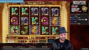 Book of Dead Big Win 95 000 EUR !!! Roshtein gana casino en línea. Las mayores victorias de la semana