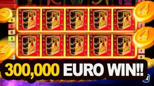 AMAZZZING BIG WIN in slot of Book Of Ra! 300,000 EURO !!!