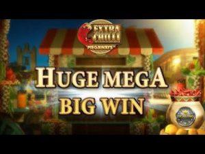 HUGE MEGA BIG WIN BEI EXTRA CHILLI (BTG) – 2€ EINSATZ!